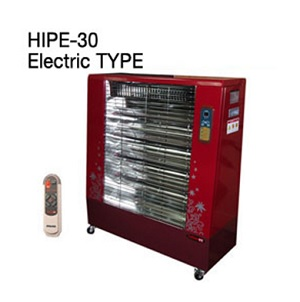 Heating Area: 30sqm