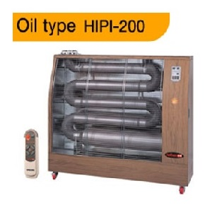 Heating Area: 100 ~ 200 sqm